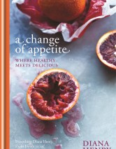 A change of appetite cover. Diana Henry.
