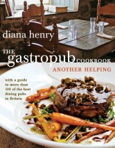 Gastropub cook book cover- another helping.