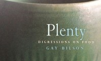 Gay Bilson Plenty cover of book with big green bowl.