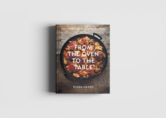 from the oven to the table